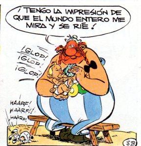 EL HIJO DE ASTÉRIX por Goscinny & Uderzo