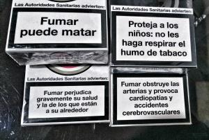 FUMAR PUEDED MATAR